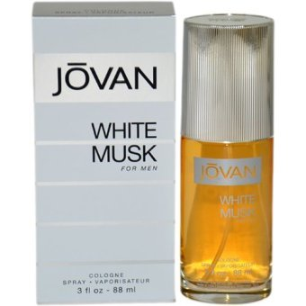 Jovan White Musk Eau de Cologne for Men 88ml