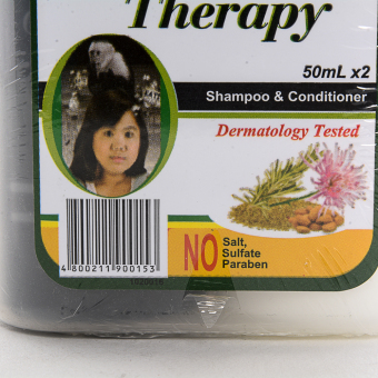 Detail Images JTomas Solutions Hair Cleansing Therapy Shampoo and Conditioner50ml Ubdate