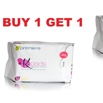 K-PADS ANION NAPKIN DAY PACK BUY 1 GET 1 Price Philippines