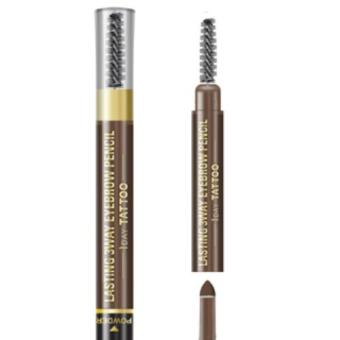 k-palette 1 day tattoo lasting 3way eyebrow pencil no. 3 super water proof