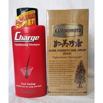 Kaminomoto Super Strength & Charge Shampoo Price Philippines