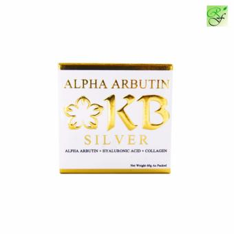 KB Silver Soap Whitening Soap 65g Price Philippines