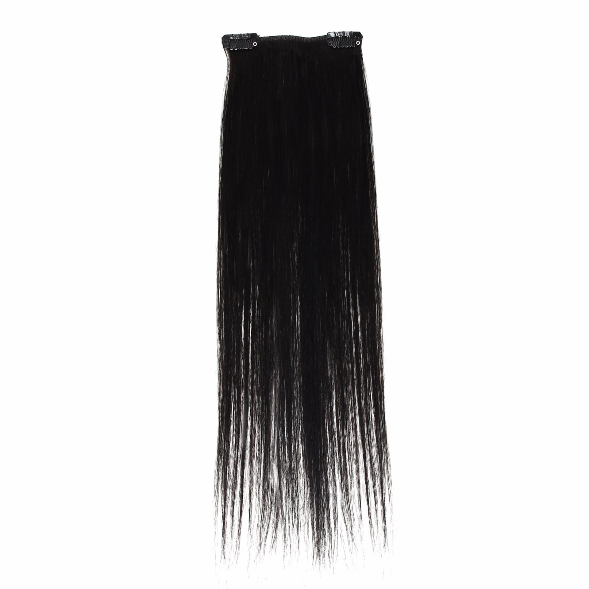 Philippines Keira Clip On Hair Extensions 16 Long 2 Clips Black