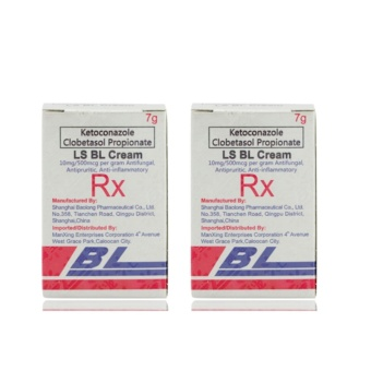 Ketoconazole Clobetasol Propionate LS BL Cream Set of 2 with FREENose Up Lifting Clip (Pink) Price Philippines