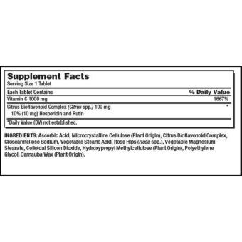 Kirkland Signature Vitamin C 1000 mg (500 Tabs) - 3