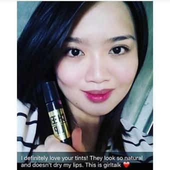 KJM All Organic Longlasting Cheek and Lips Tint, Girl Talk - 5