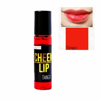 KJM Lip and Cheek Tint All Natural and Organic Tango