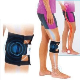 Knee Brace Back Pain Acupressure Elbow Pads Support Sciatic Nerve
