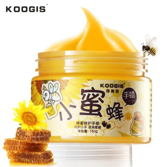 Koogis Honey Milk Face Wax Extract Mositurizing ExfoliateBlackheads remove Pore refine Firming Brightening Face Wax