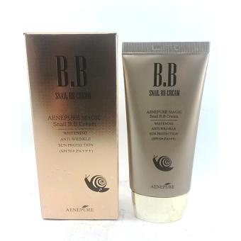 Korean Cosmetics Aenepure Magic Snail BB Cream (50ml)
