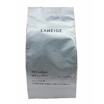 Korean Cosmetics Laneige BB Cushion SPF50+PA+++ #23 Sand BeigeRefill