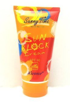 Kustie Sunny Time Sunblock Waterproof SPF90 (150ml)