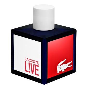 LACOSTE Live! Eau de Toilette Spray 100 ml/ 3.3 fl oz (UPC: 737052780382) - picture 2