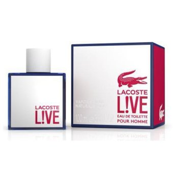 Lacoste Live Pour Homme Eau De Toilette for Men 100ml