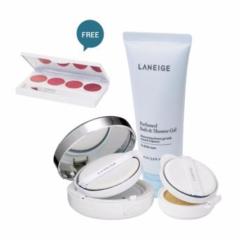 Laneige Pore BB Cushion Set