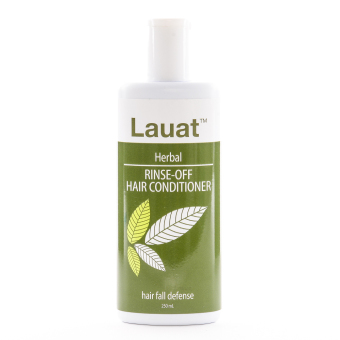 Lauat Herbal Rinse-Off Hair Conditioner 250ml