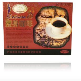 Leisure 18 Slimming Coffee Price Philippines