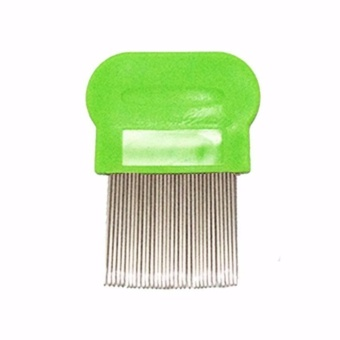 Lice Terminator Removes Dandruff Hair Comb Magic Suyod (Green)