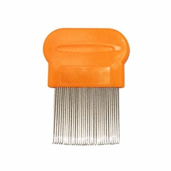 Lice Terminator Removes Dandruff Hair Comb Magic Suyod (Orange)