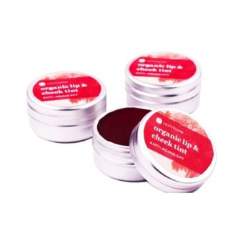 Lily's Touch Organic Lip and Cheek Tint Anti-Aging SPF 40