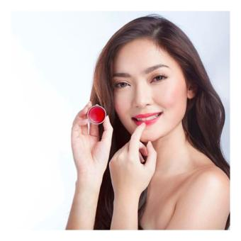 Lily's Touch Organic Lip and Cheek Tint ( red )