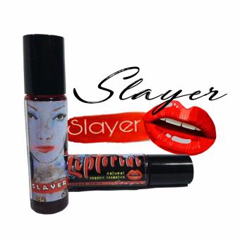 Liptorini (Slayer) Organic Lip and Cheek Tint Stain Fruit Scent