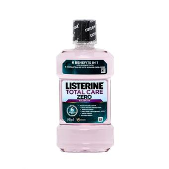 Listerine 6 Benefits In 1 Total Care Zero Mouthwash 250Ml Price Philippines
