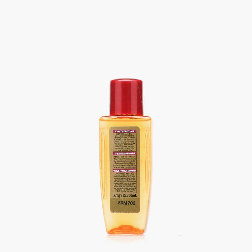 Philippines Loreal Extraordinary Oil For Colored Hair 50 Ml Set
