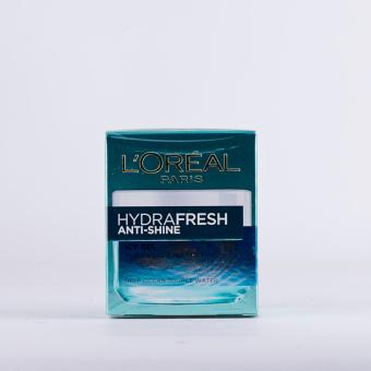 L'oreal Hydrafresh Icy Gel 50ml