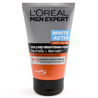 Loreal Men Expert Volcano Brightening Foam Price Philippines