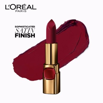 L'Oreal Paris Color Riche Le Rouge Paris Fashion Week - Rose Fume 624