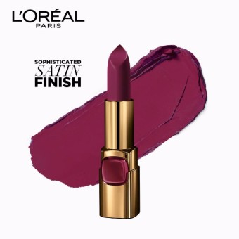 L'Oreal Paris Color Riche Le Rouge Paris Fashion Week - Sangaria Allure 621