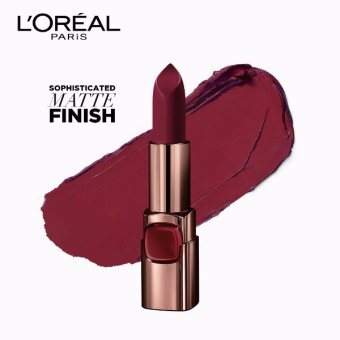L'Oreal Paris Color Riche Moist Matte Paris Fashion Week - Crimson En Scene 240