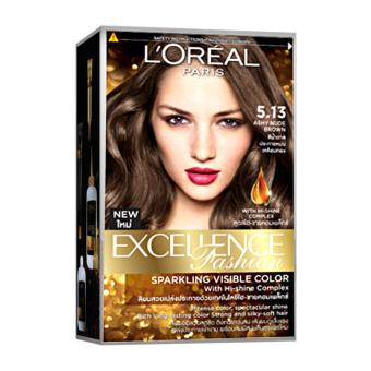 L'Oreal Paris Excellence Hair Color Fashion (Ashy Nude Brown) Price Philippines
