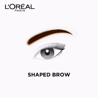 L'Oreal Paris Eyebrow Artist Genius Kit 3.5g (#02 Medium to Dark) - 4