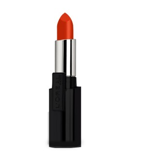 L'Oreal Paris Infallible Le Rouge Lipstick 0.09oz / 2.5g (AlwaysApricot)