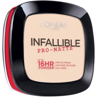 L'Oreal Paris Infallible Pro-Matte Face Powder 9g / 0.31oz (#100Porcelain)