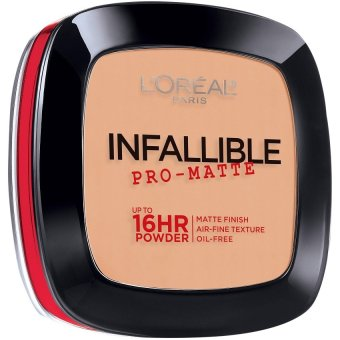 L'Oreal Paris Infallible Pro-Matte Face Powder 9g / 0.31oz (#200Natural Beige)