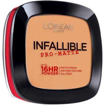 L'Oreal Paris Infallible Pro-Matte Face Powder 9g / 0.31oz (#500Sun Beige)