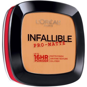 L'Oreal Paris Infallible Pro-Matte Face Powder 9g / 0.31oz (#600Golden Beige)