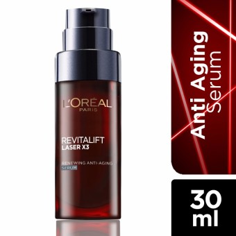 L'Oreal Paris Revitalift Laser x3 Serum 30ml