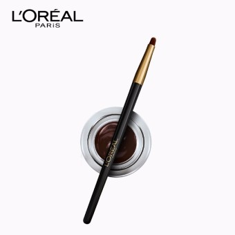 L'Oreal Paris Super Liner Gel Intenza 2.8g (#2 Brown)