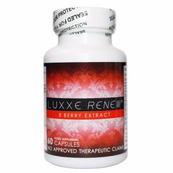 LUXXE RENEW(R) 8 BERRY EXTRACT 60 Capsules (600mg) Price Philippines