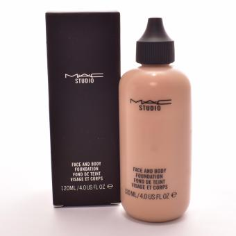 MAC Face & Body Foundation 120ml NC4