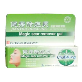 Magic Scar Remover Gel 40g - Green Price Philippines
