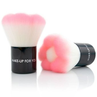 Make-Up For You Flower Style Kabuki Brush Price Philippines
