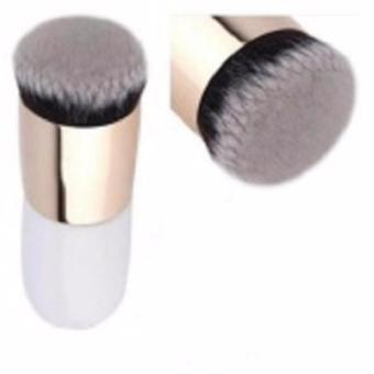 Makeup Professional Mushroom Kabuki Brush Flat Top for Face -Perfect For Blending Liquid, Cream or Flawless Powder Cosmetics
