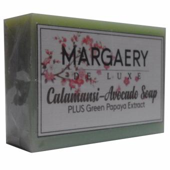 Margaery CALAMANSI AVOCADO SOAP - 2