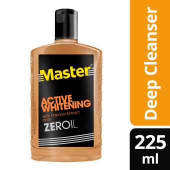 MASTER DEEP CLEANSER ACTIVE WHITENING 225ML