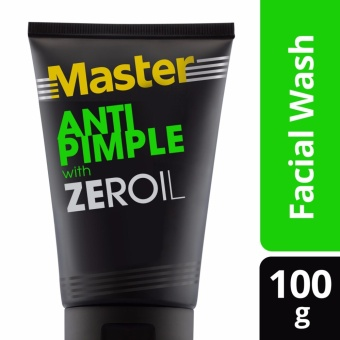 MASTER FACIAL WASH ANTI PIMPLE 100G Price Philippines